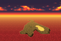 FFVI PC Solitary Island