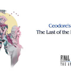 Ceodore's Tale screen (PSP).