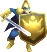Baron guardsman ffiv ios