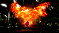 FFT0 Vermilion Bird Magic
