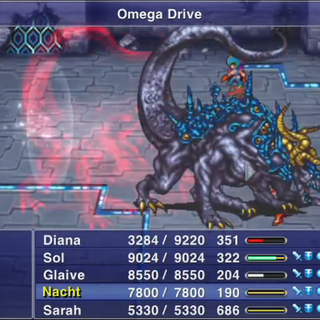 Second part of Omega Drive in <i><a href=