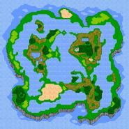 Final Fantasy III Floating World Famicom