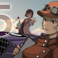 Cindy and Iris by Yusaku Nakaaki(countdown: 5 days before release)
