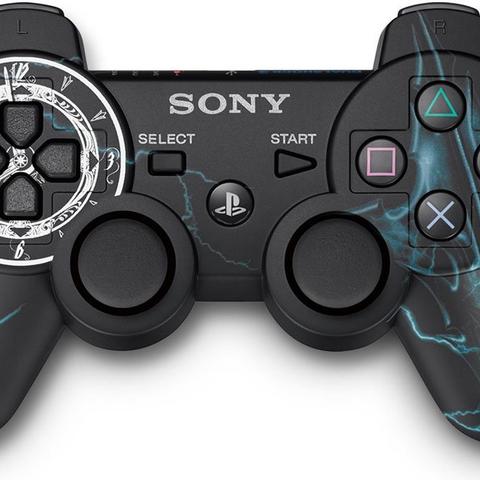 Gamestop Exclusive <i>LRFFXIII</i> dualshock controller.