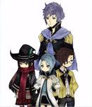 FFT0 Gaiden Kurasame and Kids