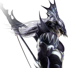 CG render of Kain.