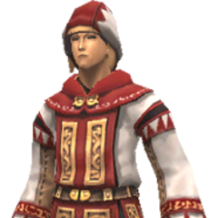 Healer's attire<br />Theophany attire