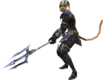 Shikaree Z Battle (FFXI)