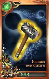 FF9 Hammer R+ Artniks