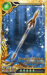 FF12 Dragon Whisker SR+ Artniks