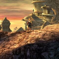 Path to Zanarkand in <i>Final Fantasy X</i>.