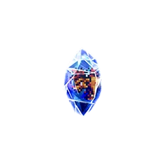 Red XIII's Memory Crystal.