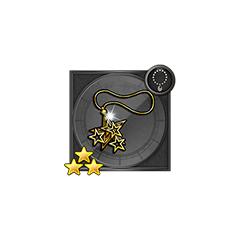 Star Pendant.