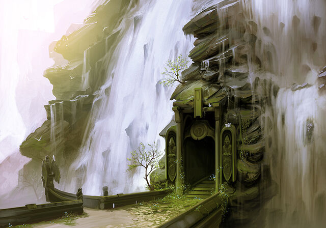File:Fortress - Waterfall temple.jpg
