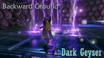 DFF2015 Dark Geyser