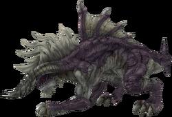 XII king behemoth render