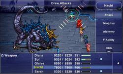 FFD Draw Attacks