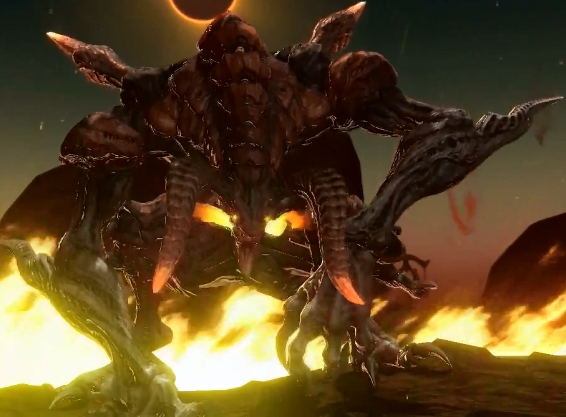 Final fantasy summons ifrit - photo#3