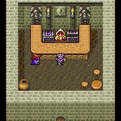 Mysidia's armor shop (GBA).