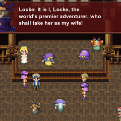 Locke on the opera stage (iOS/Android/PC).