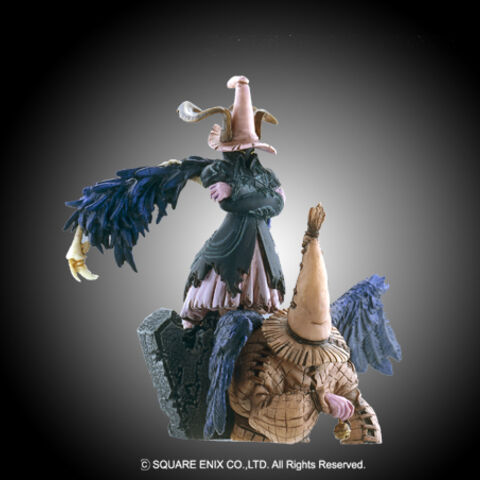 <i>Final Fantasy Creatures Vol 5</i>, 2005.