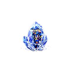 Warrior of Light's Memory Crystal II.