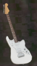 LRFFXIII White Guitar