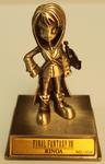 Rinoa-chrome-figurine