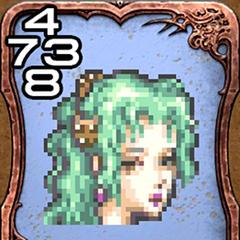 Terra from <i>Final Fantasy VI</i>.