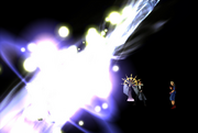 Ice Strike FFVIII battle