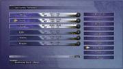 FFX Formation Menu PS3