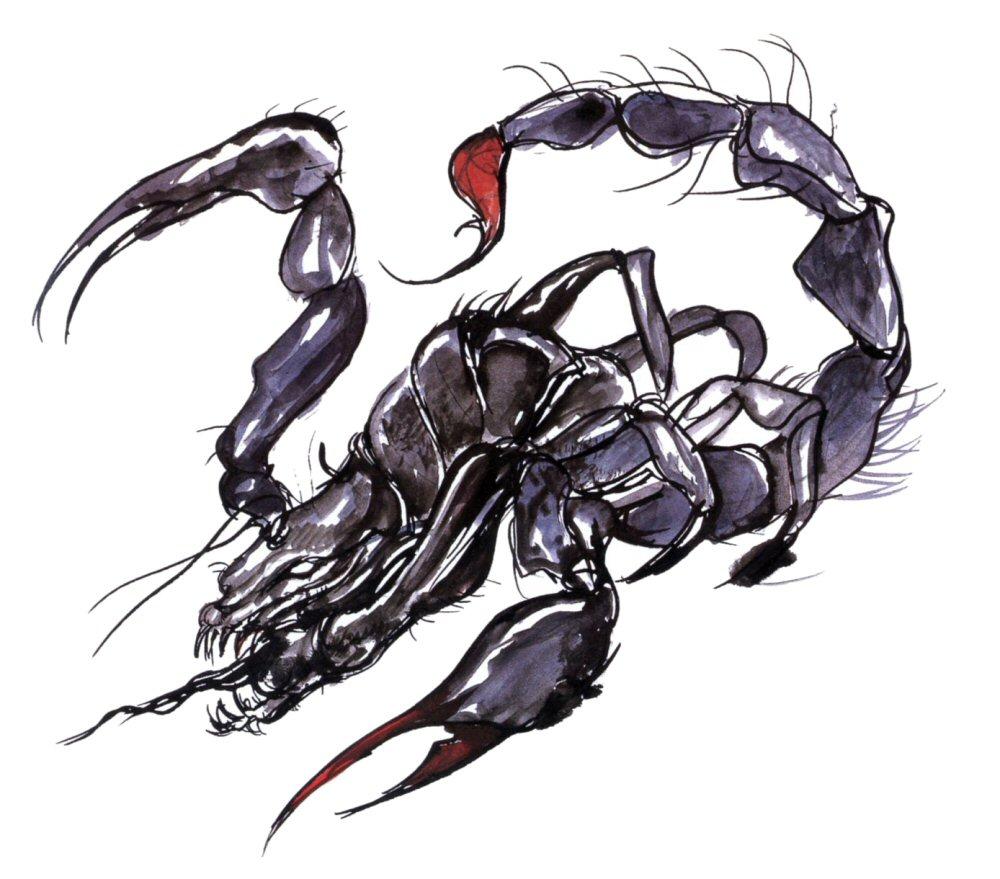 Scorpion (Final Fantasy) | Final Fantasy Wiki | FANDOM powered by Wikia