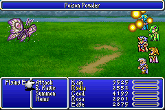 FFIV Poison Powder