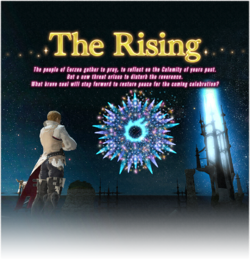 FFXIV The Rising 2015