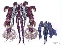 FF XIII-2 Zenobia Artwork