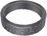 Ashe's Wedding Ring