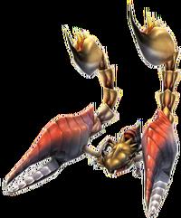Ffcc-mlaad monster scorpion