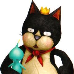 Rikku as a Mascot.