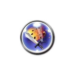Icon for Flurry Blast.