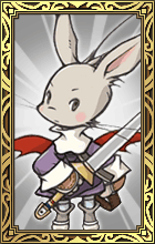FFTS Moogle Knight Portrait