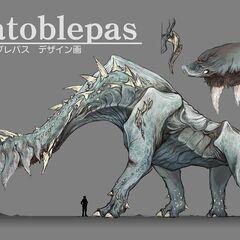 Catoblepas.