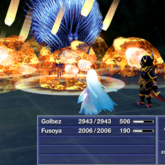 Twin Meteor <i>Final Fantasy IV</i> (iOS).