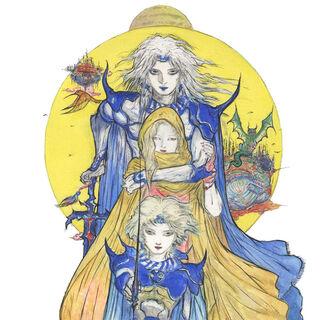 Cecil, Rosa and Ceodore.
