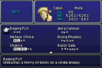 FFVI GBA Abilities Menu 5