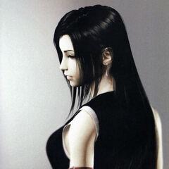 Tifa's <i>Final Fantasy VII: Advent Children</i> outfit for the <i>Final Fantasy VII Anniversary</i>.