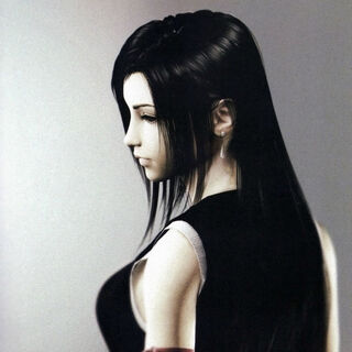 Tifa's <i>Final Fantasy VII: Advent Children</i> outfit for the <i>Final Fantasy VII Anniversary</i>.
