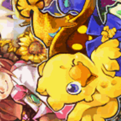 Chocobo Series <b>Rare</b>.