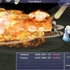 Twin Meteor <i>The After Years</i> (iOS).