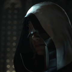 Ravus, as he appears in the E3 2013 trailer for <i>Final Fantasy XV</i>.
