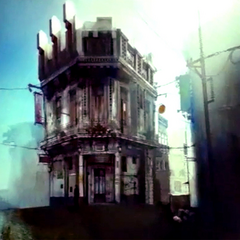 Lestallum streets.